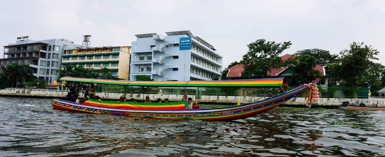 ChaoprayaBoat